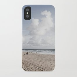 Clouds in Paradise iPhone Case