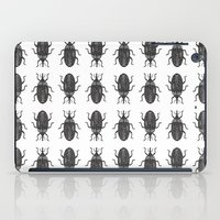 beetle iPad Cases featuring Beetle by Najla