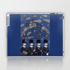 Four Men Waiting Laptop & iPad Skin
