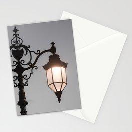 Victorian Lantern Stationery Cards