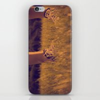 converse iPhone & iPod Skins featuring Converse by Sarah Zanon