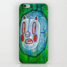 Pigmask iPhone & iPod Skin