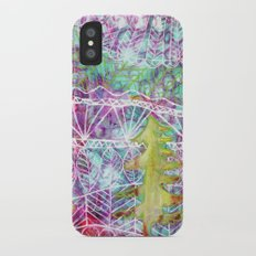 Mystical Mountains Slim Case iPhone X