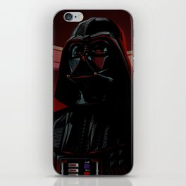 """""""DARTH VADER"""" Dark Lord of the Sith iPhone Skin"""