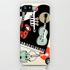 Jazz Combo iPhone (5, 5s) Slim Case