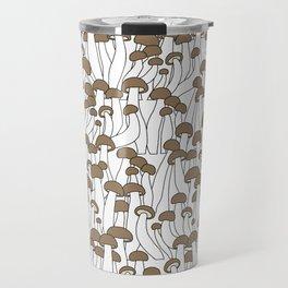 Beech Mushrooms Travel Mug