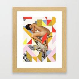 ODD 001 Framed Art Print
