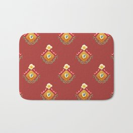 Waffles and Bacon (Red Rover Red Rover) Bath Mat