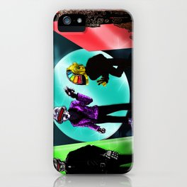 """Random Access Memories"" [Chroma Version] by the CoS Art Dept iPhone Case"