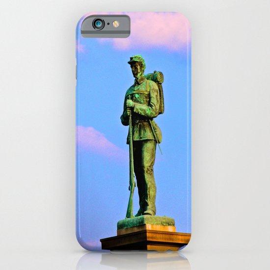 Still On Guard iPhone & iPod Case