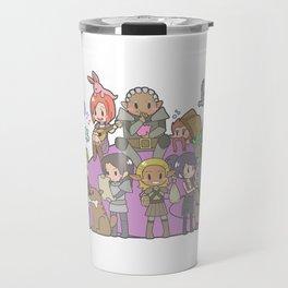 Dragon Age - Origins Companions Travel Mug