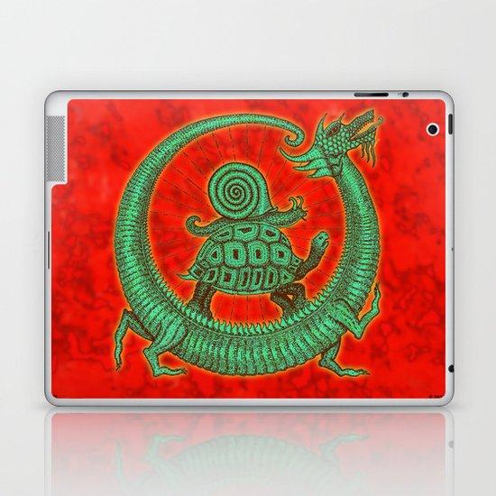 aghira jade Laptop & iPad Skin