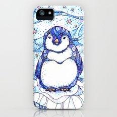 Penguin Slim Case iPhone (5, 5s)
