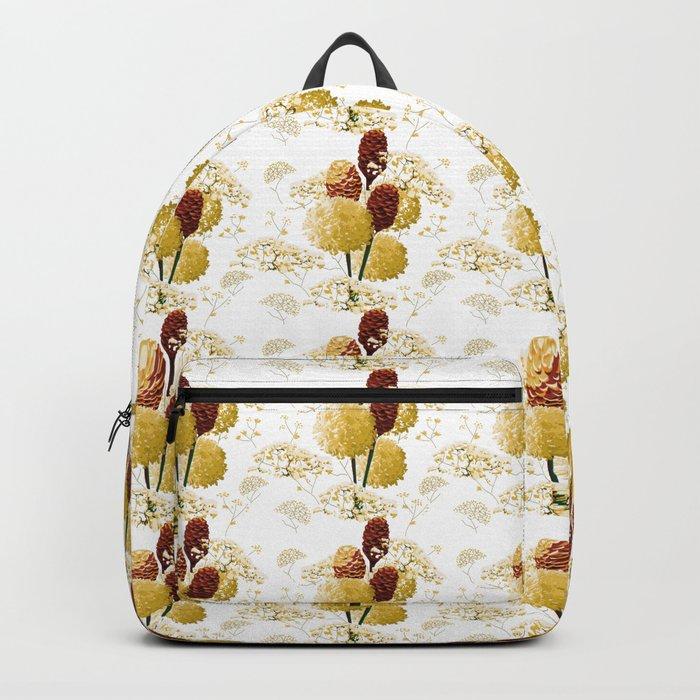 Wild bouquet Backpack