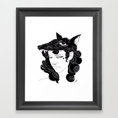 Romulus, Where is Remus? Framed Art Print