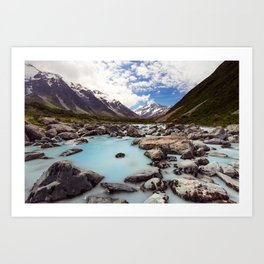 Mount Cook Art Print