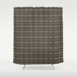 Geometric Pattern #014 Shower Curtain