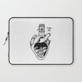 People's hearts are like deep wells Laptop Sleeve