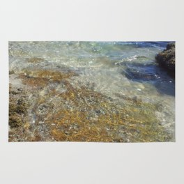 Water's Edge at Vincentia NSW Rug