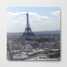 The City of Love Metal Print