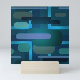 Mocha - Cold Variant Mini Art Print