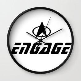 ENGAGE Wall Clock