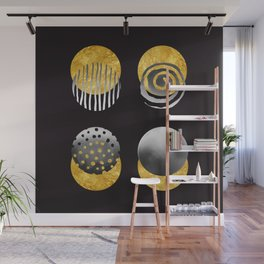 The Fifth Element. Abstract Art. Wall Mural