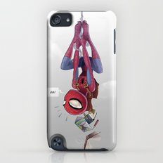 Spiderman, Back to School iPod touch Slim Case