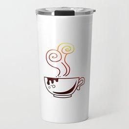 Coffee mug cafe gift Travel Mug