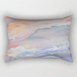 Cloudscape 2 Rectangular Pillow
