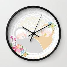 Where you go, I will follow Wall Clock