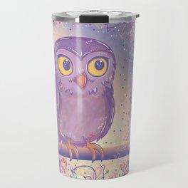 Enchanting Little Owl Travel Mug