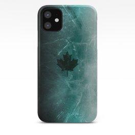 Black ice v1 iPhone Case