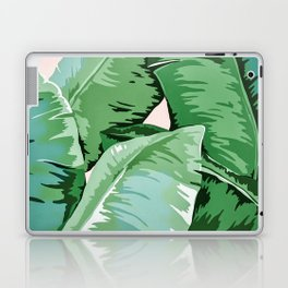 Banana leaf grandeur II Laptop & iPad Skin