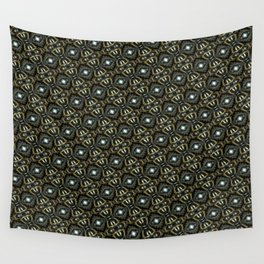 Duck Feather Gentleman's Pattern Wall Tapestry