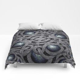 Celtic Ornament Pattern Art  Comforters