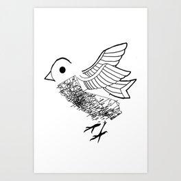 Freed Art Print