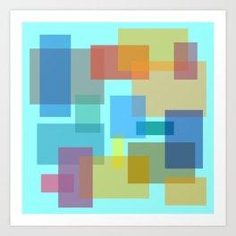KCS #1 Art Print