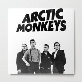 ArcticMonkeys Metal Print
