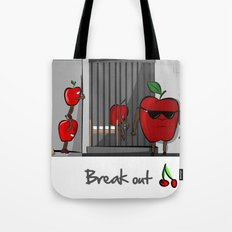 Break Out Tote Bag