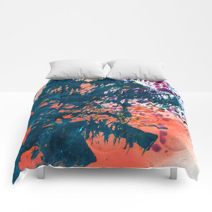 Abstract mood  Comforters