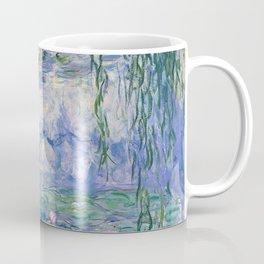 "Claude Monet ""Water Lilies(Nymphéas)"" (9) 1916–19.jpg Coffee Mug"