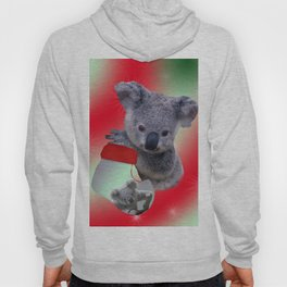 Christmas Koala Hoody