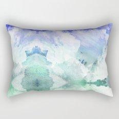 Flocculent Rectangular Pillow