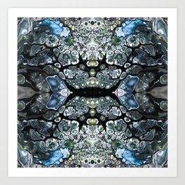 Order in caos #002 Art Print