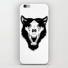 Tiger Bones iPhone & iPod Skin