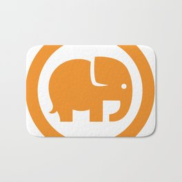 Conservation Nation Elephant Bath Mat