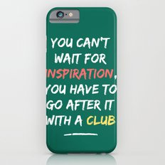 Go After Inspiration With A Club Slim Case iPhone 6s