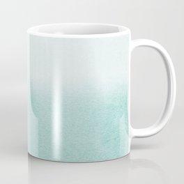 FADING AQUA Coffee Mug