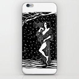 Yuki Onna iPhone Skin